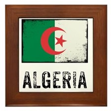 algeria8 Framed Tile