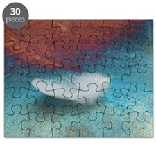 White Feather Puzzle