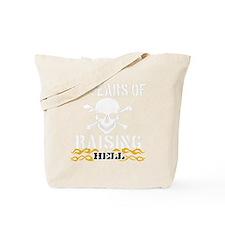 86-black Tote Bag