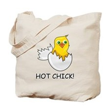 HOT CHICK! Tote Bag