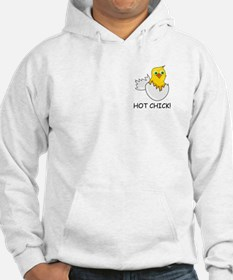 HOT CHICK! Hoodie