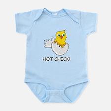 HOT CHICK! Infant Bodysuit