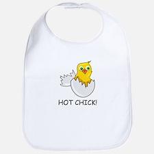 HOT CHICK! Bib