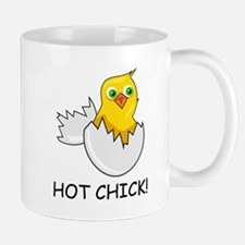 HOT CHICK! Small Small Mug