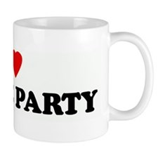 I Love COOKIE PARTY Mug