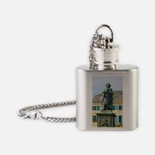 Beethoven Flask Necklace