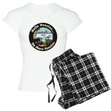 HelloPension3 12x12 Pajamas
