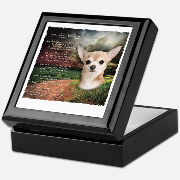 godmadedogs2 Keepsake Box
