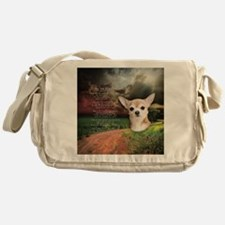 godmadedogs(button) Messenger Bag