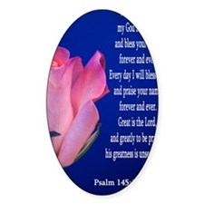 Psalm 145 Decal