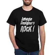 Image Designers Rock ! T-Shirt
