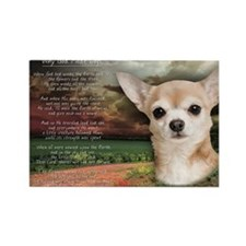 godmadedogs(tote) Rectangle Magnet