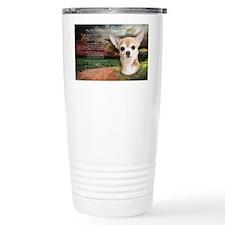 godmadedogs(tote) Travel Coffee Mug