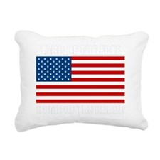 HOMEOFTHEBRAVEdark Rectangular Canvas Pillow
