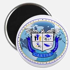 Official Carter Logo Magnet