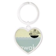 ship_reawaken Heart Keychain