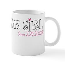 Leap Year girl 3 Mug