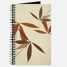Oriental Floral Decor Journal
