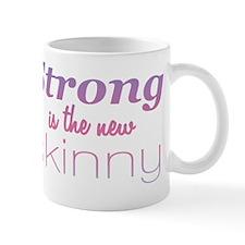 strong is the new skinny_purple 10x10 Mug