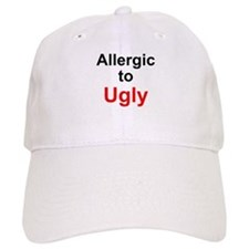 Allergic to Ugly Baseball Cap