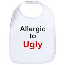Allergic to Ugly Bib