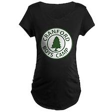 Cranford-Boys-Camp_Cafe T-Shirt