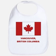 Vancouver Can Flag Bib