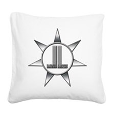 Steely Dan Square Canvas Pillow