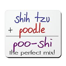pooshi Mousepad