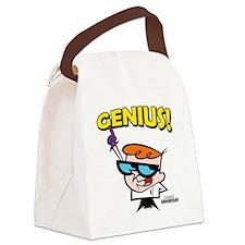 dexter12 Canvas Lunch Bag
