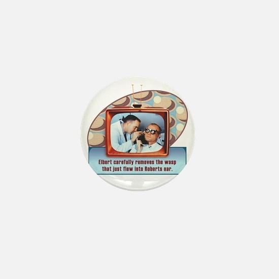 cp-rtv-apparel-wasp Mini Button