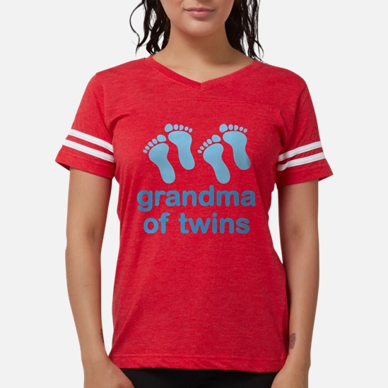 Grandma Of Twin Boys T-Shirt