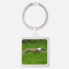 Whippet 9R046D-102 Square Keychain