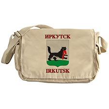 Irkutsk Coat of Arms Messenger Bag