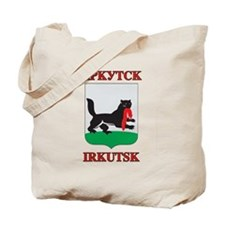 Irkutsk Coat of Arms Tote Bag