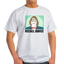 Recall Janice Impaired Vision T-Shirt
