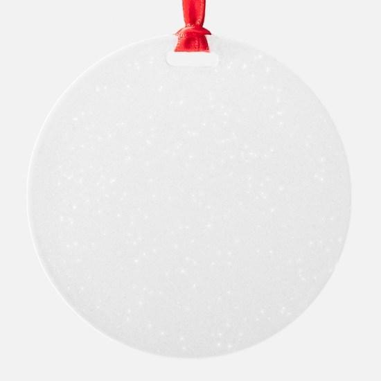 House Calls White Ornament
