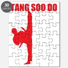 Tang Soo Do Dark Puzzle