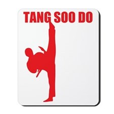 Tang Soo Do Dark Mousepad
