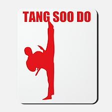 Tang Soo Do Dark Mousepad