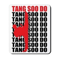 Tang Soo Do Light Mousepad