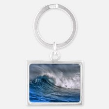 JAWS1a_fhdr Landscape Keychain