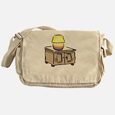 One Nightstand White Messenger Bag