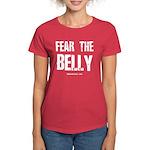 Fear the Belly Women's Dark T-Shirt