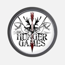 best hunger games t-shirts hunger games Wall Clock