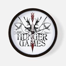 best hunger games t-shirts hunger games Wall Clock