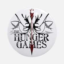 best hunger games t-shirts hunger g Round Ornament