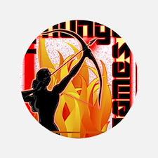 "katniss on fire version 6 copy 3.5"" Button"