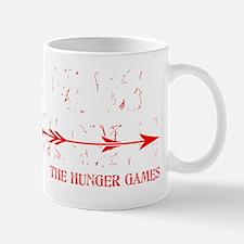 katniss everdeen the hunger games with  Mug