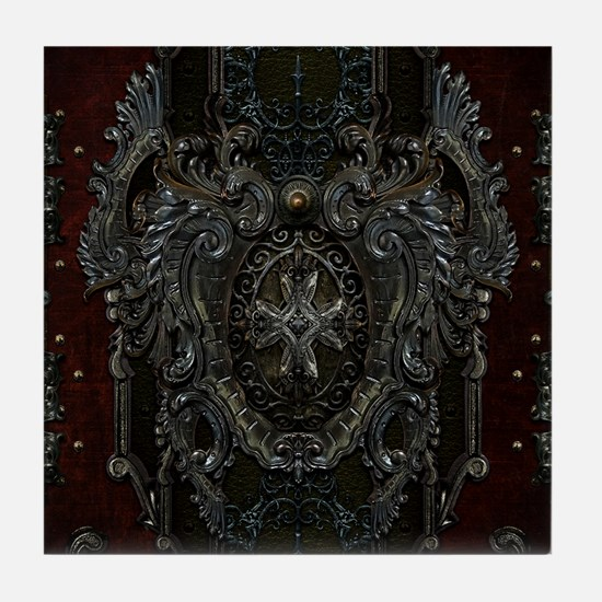 RHframedpanel Tile Coaster
